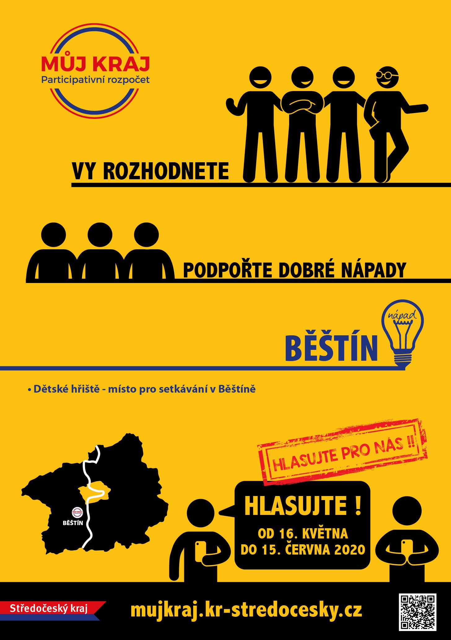 Participativní rozpočet Středočeského kraje - Můj kraj